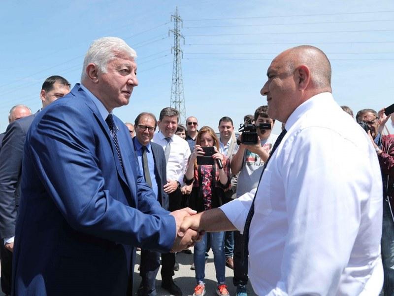 Зико иска среща с Борисов заради прекратената поръчка за новия лъч на Околовръстното