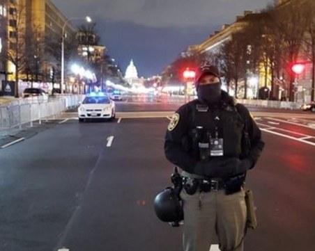 Българската следа: Шерифът Кирил Васев е охранявал инаугурацията на Байдън