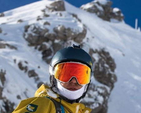 Починалият скиор Борислав - един от най-добрите фрийрайдъри на България