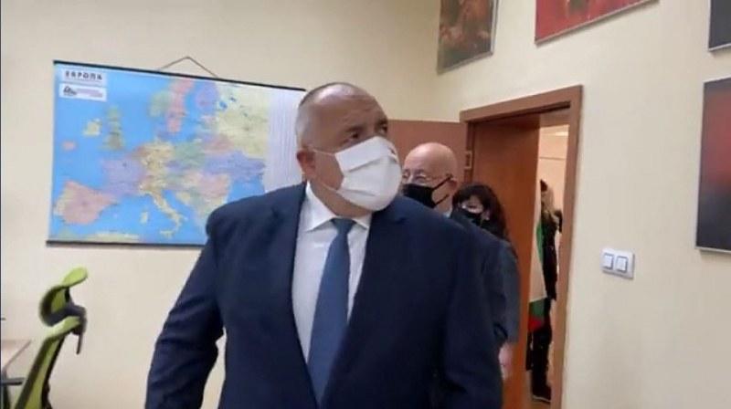 Зико замина за столицата, придружи премиера в МОСВ