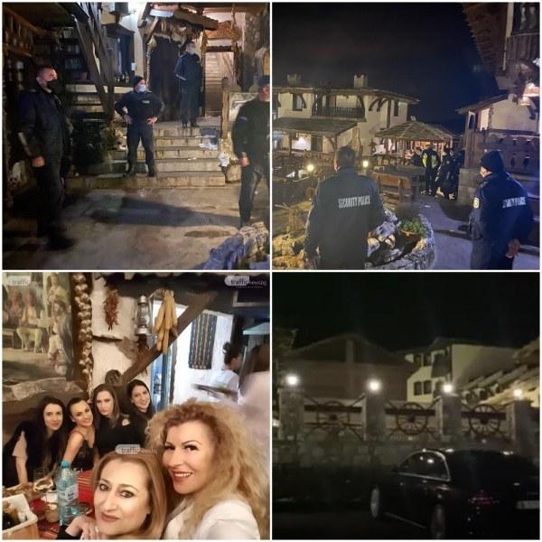 До 2 бона глоба заради бесния купон със 120 души край Бургас