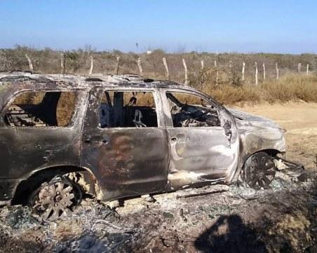 19 изгорели тела са намерени в близост до мексиканската граница със САЩ