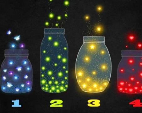 Тест: Изберете вълшебен буркан, който ще разкрие тайната на вашата душа