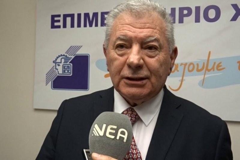 Бивш гръцки министър е намерен мъртъв в морето