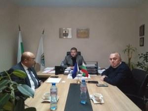 """Обсъдиха двустранни кономически връзки между Ливан и община """"Родопи"""""""