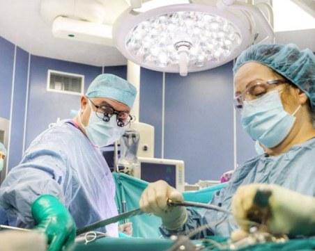 Оперираха 11-месечно дете с рядък тумор