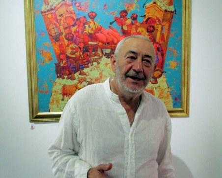 Отиде си  Ганчо Карабаджаков, любим художник на поколения българи