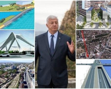 Пловдив готов да реализира проекти за 400 млн. лева, Зико слага още обекти в кредитната линия