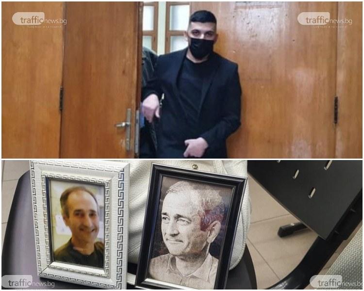 Пияният и дрогиран пловдивчанин, убил таксиметров шофьор в Пловдив, не признава вина!