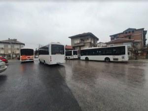 Започна изграждането на новото обръщало за автобусите в Прослав