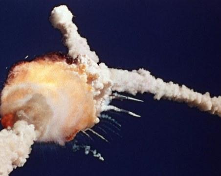 На този ден: Взривява се космическата совалка