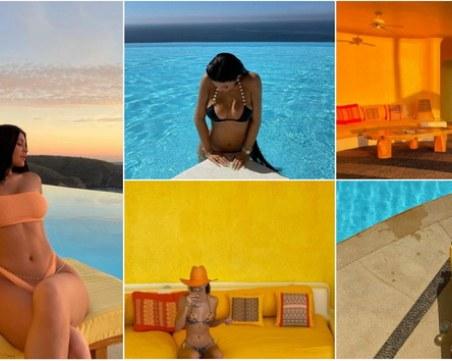Най-младата милиардерка на почивка в Мексико - вилата струва 5400 евро на вечер