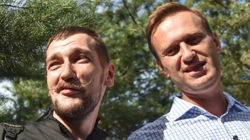 Арестуваха брата на Алексей Навални след обиските в жилищата на опозицията