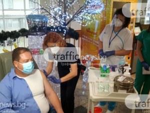 Ангелов: До края на годината можем да ваксинираме 4.5 млн. души