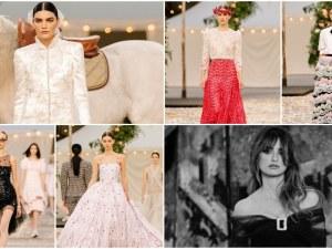Chanel с най-елегантната микросватба за пролетта на висшата мода през 2021 година