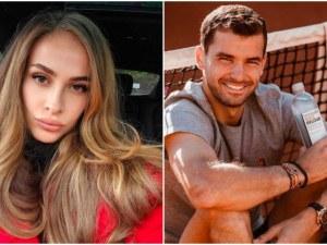 Григор Димитров потвърди, че новата му любов е красавицата Лолита Османова