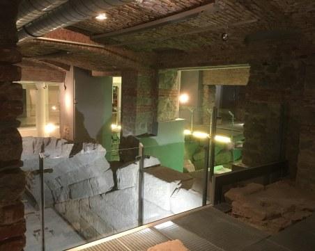 Древният комплекс под H&M на Главната скоро ще бъде отворен за посетители