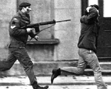 На този ден: Кървавата неделя в Северна Ирландия