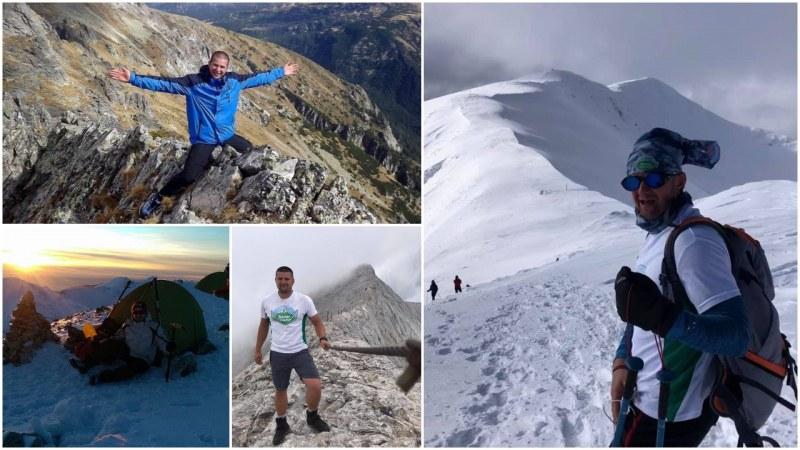 Кристиян Начев: Стопанин на планината и майстор на козунаците