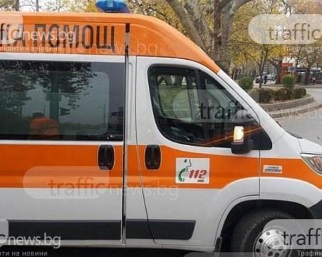 5-годишно дете е в болница след катастрофа с микробус в Разград