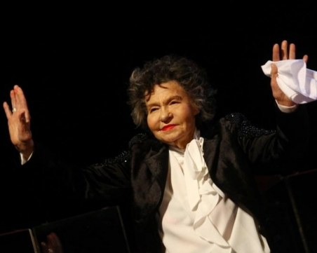 На този ден: 99 години от рождението на Стоянка Мутафова