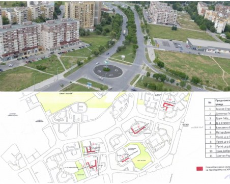 Именуват 11 анонимни улици в най-младия квартал в Пловдив