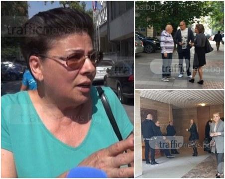 Братът на Иванка Ройдова заведе дело срещу нея, иска къщата й