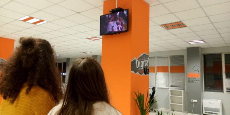 Пускат БНТ в Северна Македония