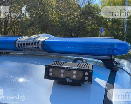 Крадец, трима с наркотици и четирима шофьори хвана полицията в Пазарджишко