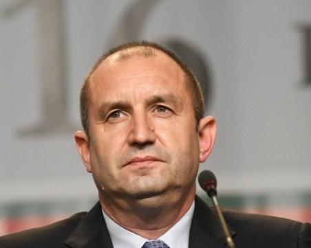 Президентството: Синът на Радев не е отвеждан в полицията