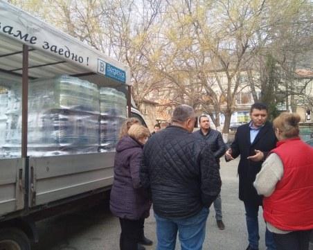 """Кметът на """"Родопи"""": Имаме готовност за подмяна на водопреносната мрежа в село Брестовица"""