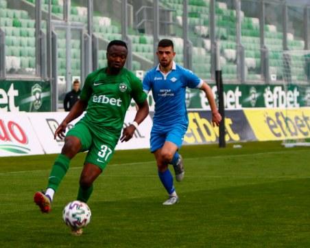 Лудогорец се справи със Спортист Своге в първия официален мач за 2021-а в българския футбол