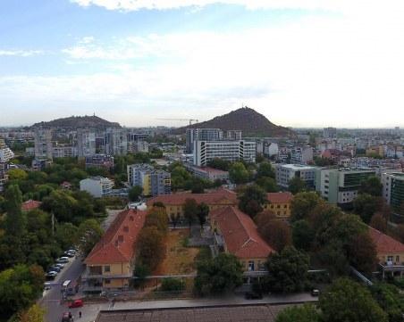 Презастрояването погубва най- ценните активи на Пловдив - идентичността и спокойствието