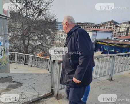 Ремонтират спешно Бетонния мост, проверяват всички мостове и надлези в града