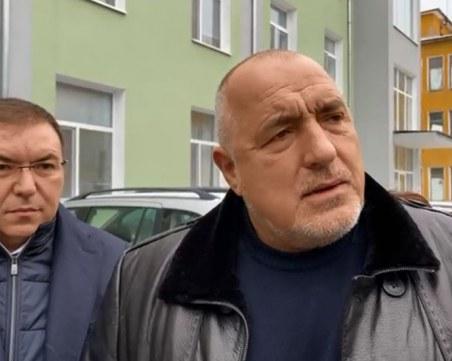 Борисов: Задължително ще отворим ресторантите на 1 март