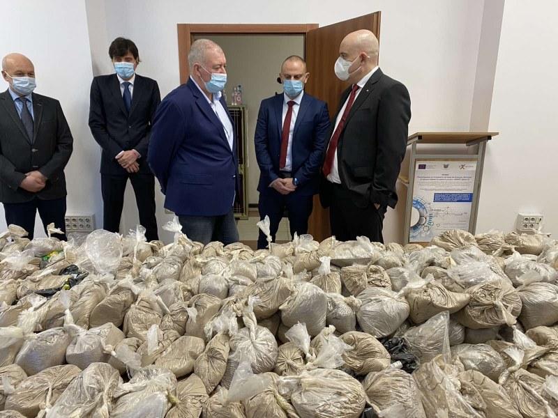 Задържаха хероин на стойност 32 млн. лв. във Варненско