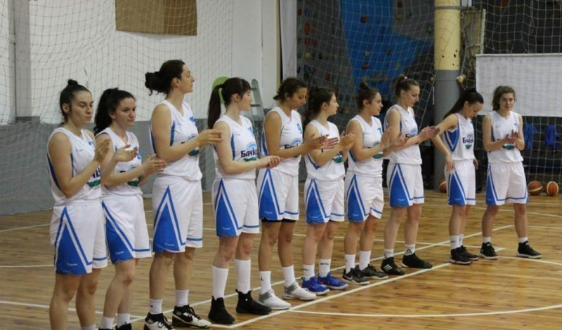Баскетболистките на Академик с категоричен успех над Черно море Одесос