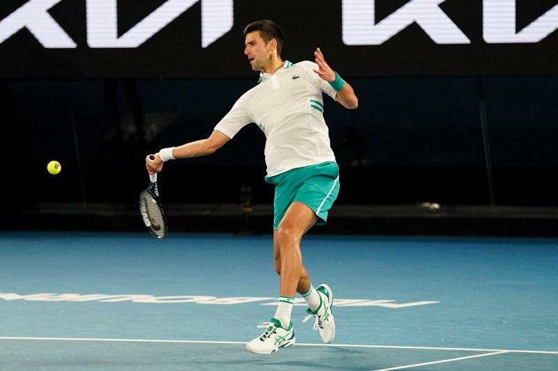 Новак Джокович не остави никакви шансове на Медведев във финала на Аустрелиън оупън