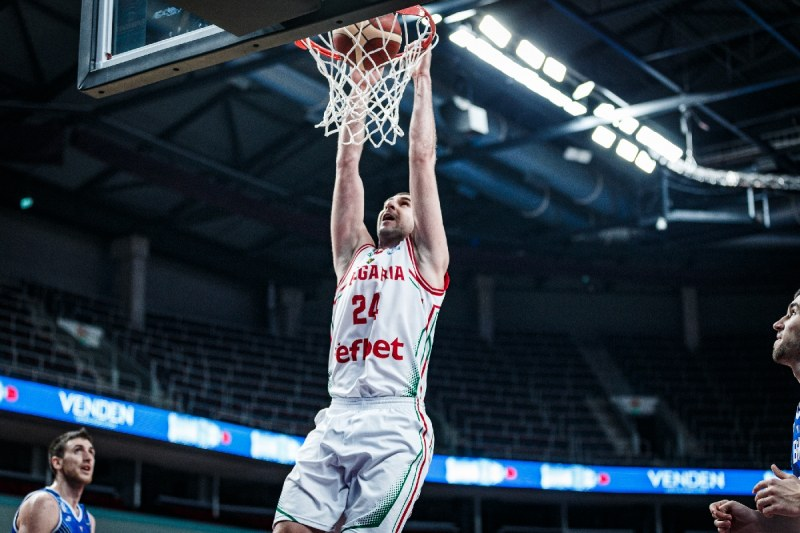 Баскетболните национали приключиха квалификациите със загуба от Босна, исторически дебют за