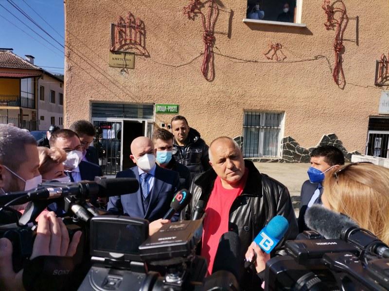 Борисов: Няма полемика за отварянето на заведенията
