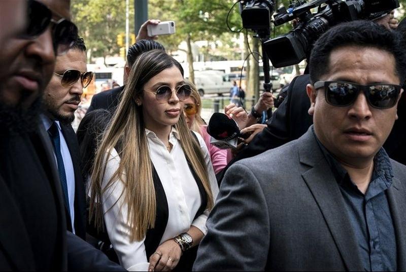 Арестуваха жената на наркобарона Ел Чапо