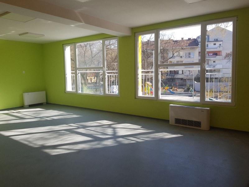 На финал е строителството на нова детска градина в центъра на Пловдив