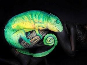 Бодиарт: връщат човека обратно сред дивата природа