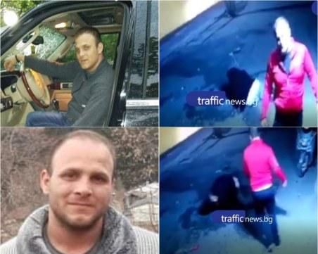 Побой пред нон стоп в Пловдив! Насилникът се оказа хвърлилия се в Марица в опит да избегне арест
