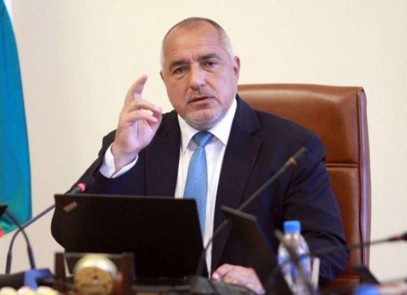 Борисов: На 1 март отваряме ресторантите и игралните зали, а баровете след месец