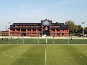 Базата на Ботев в Коматево с разрешение за спортни мероприятия за една година