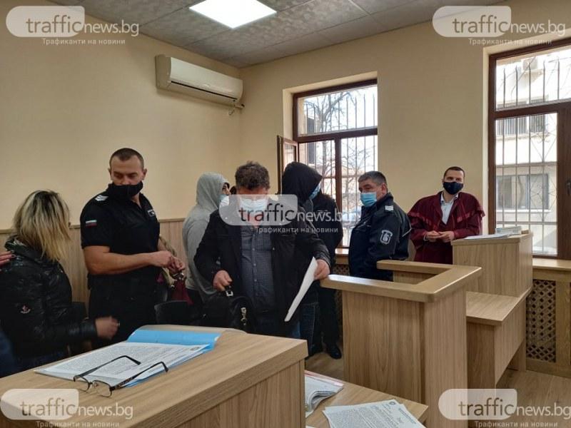 Връщат в ареста арестуваните сводници от разбития секс канал в Пловдив