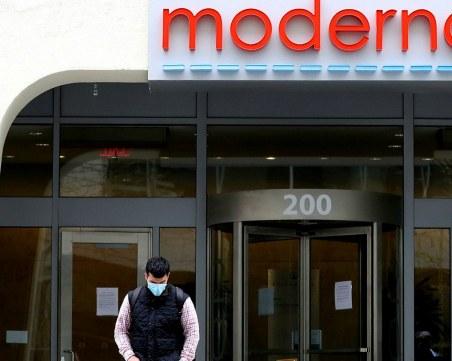 12 000 дози от Moderna пристигнаха у нас