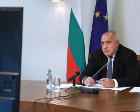 Борисов на среща с лидерите в ЕС! Обсъждат пандемията