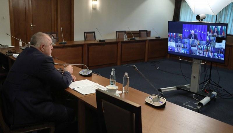 Борисов критикува производителите на ваксини на Европейския съвет